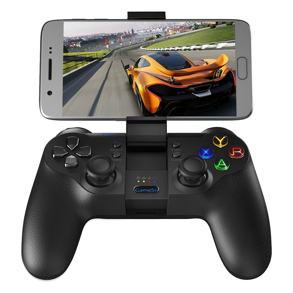GameSir T1s BT Wireless Game Controller Joystick Gamepad for Android/Windows/VR/TV Box/PS3
