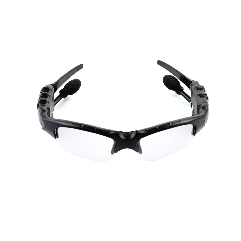 Wireless Bluetooth Rotatable Stereo Sports Sunglasses Headphone