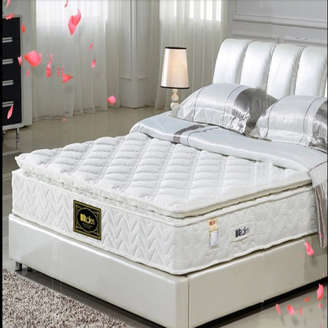 100% Natural Latex Spring Mattress