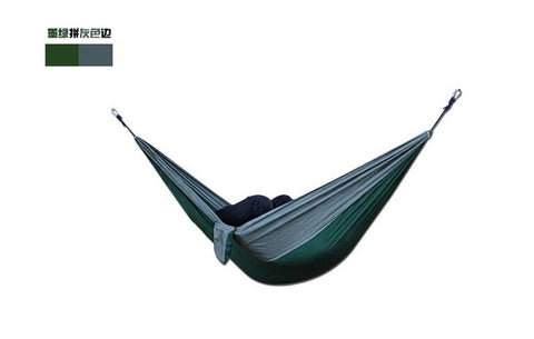 2 Person Portable Parachute Hammock