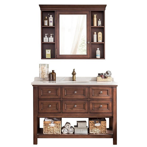 Last Word Vanity Bathroom Cabinet