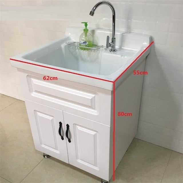 Concomitant Bathroom Vanity Set