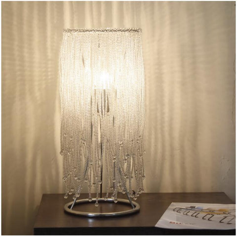 Luxury Crystal Table Lamp