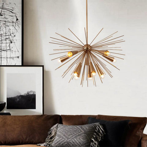 Creative Design Hanging Modern LED Chandelier