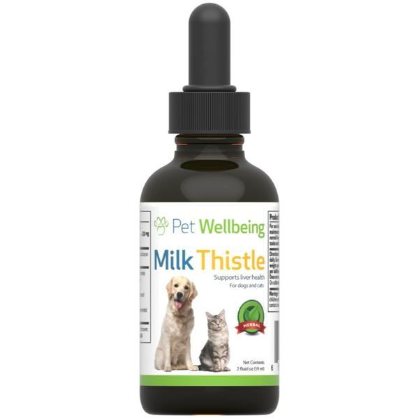 Pet Wellbeing - Milk Thistle For Dogs