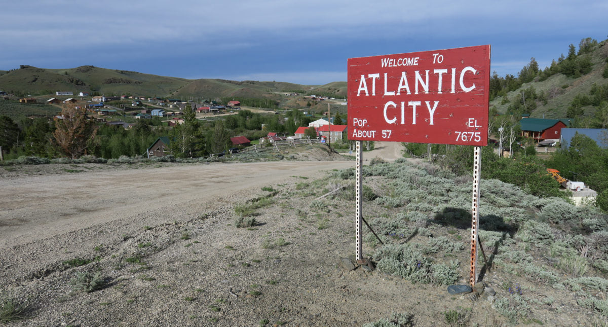 Atlantic City, WY