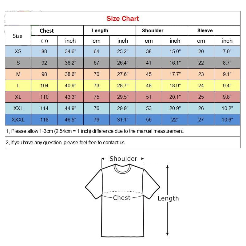 How to measure shirt size