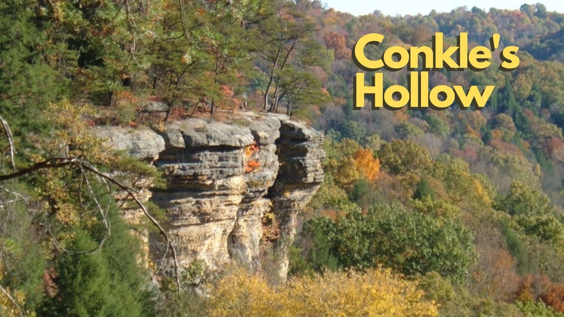 Conkle's Hollow - Hocking Hills State Park