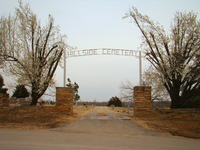 Hillside Mission Cemetery