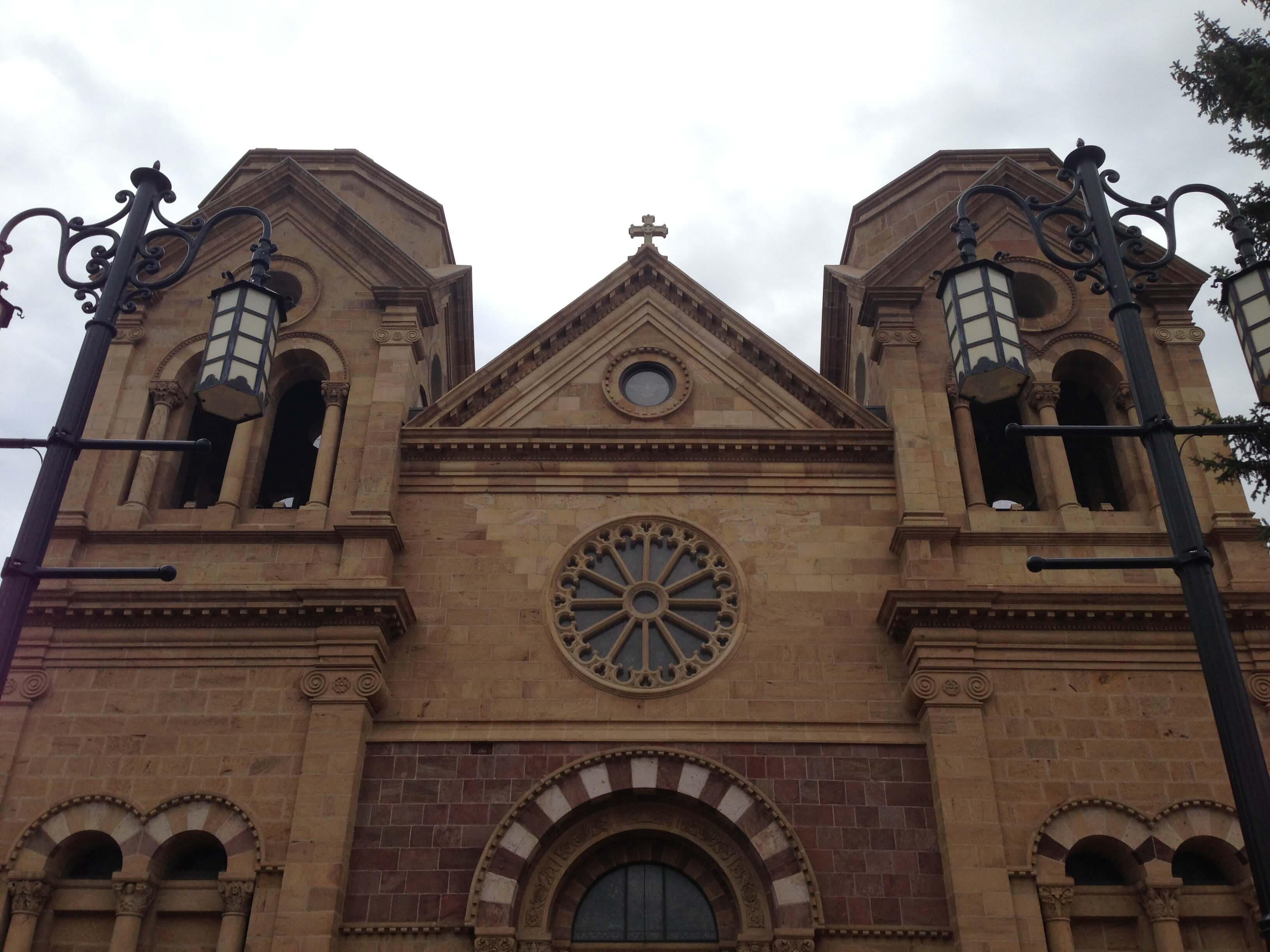 The Cathedral Basilica of Saint Francis