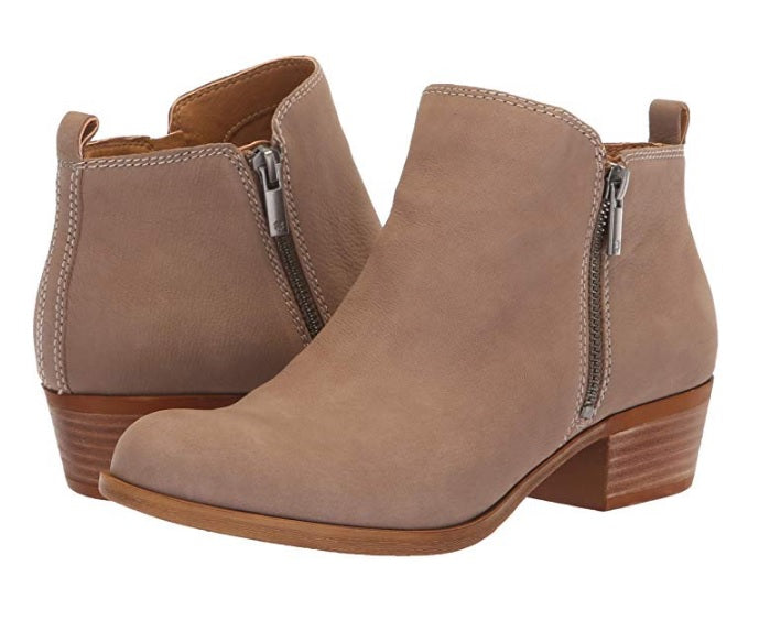 Lucky Brand Women's Basel Ankle Boots