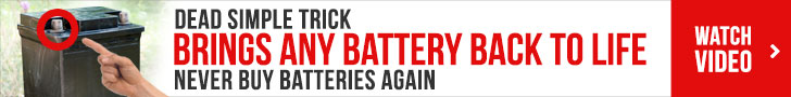 Bring your car battery back to life