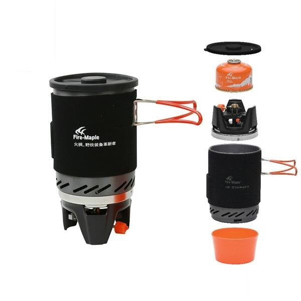 Fire-Maple  Fixed Star Personal Camping Cooking System