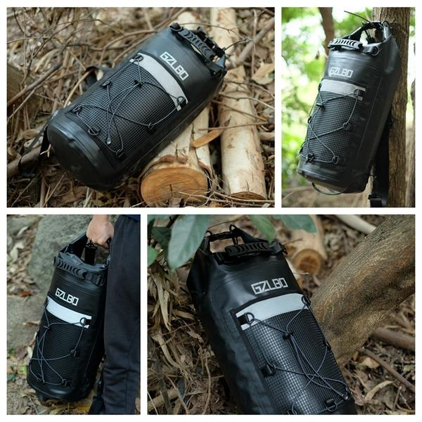 GZLBO Professional Grade 30L PVC Outdoor Dry Bag