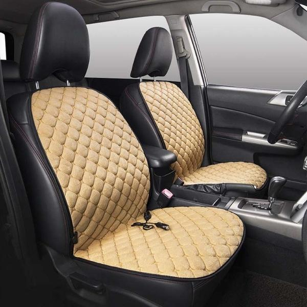 12V Heated Universal Car Seat Covers