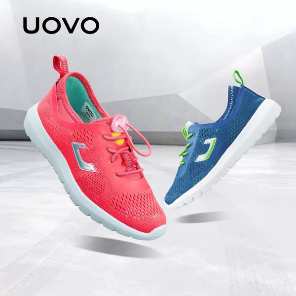 UOVO Burano Kids Breathable Running Shoes