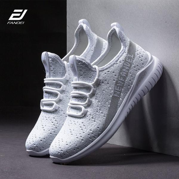 Fandei Breathable Flyknit Shoes