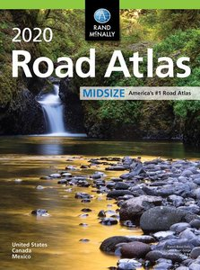 Rand-McNally 2020 Mid-Size Road Atlas