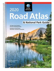 Road Atlas National Park Guide