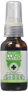 Infowars Life - Lung Cleanse Plus Spray (1 fl. oz) – Organic Herbs & Essential Oils for Respiratory Support – Vegan, Non-GMO & Gluten Free