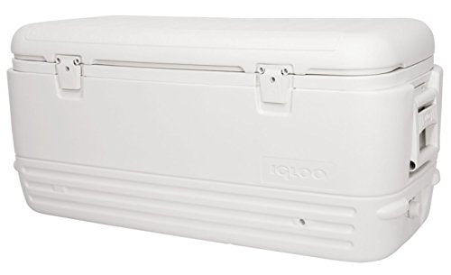 Igloo 120 Quart Polar Extra Large Insulated Portable Ice Chest Beverage Cooler