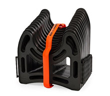 Load image into Gallery viewer, Camco 43031 10ft Sidewinder RV Sewer Hose Support, Made from Sturdy Lightweight Plastic, Won't Creep Closed, Holds Hoses in Place - No Need for Straps