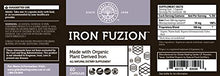 Load image into Gallery viewer, Global Healing Center Iron Fuzion, 60 Capsules