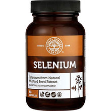 Load image into Gallery viewer, Global Healing Center Selenium, 60 Capsules