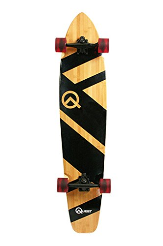 Quest QT-NSC44C The Super Cruiser The Original Artisan Bamboo and Maple 44
