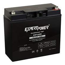 Load image into Gallery viewer, ExpertPower EXP12200 12V 20AH Lead_Acid_Battery