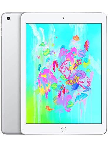 Apple iPad (Wi-Fi, 32GB) - Silver (Previous Model)
