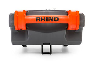 Camco Rhino Heavy Duty 21 Gallon Portable Waste Holding Hose and Accessories-Durable Leak Free and Odorless RV Tote Tank (39002)
