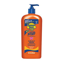 Load image into Gallery viewer, Banana Boat Ultra Sport Sunscreen Lotion, New Formula, SPF 50+, 12 Fl Oz (Pack of 1)