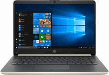 "Load image into Gallery viewer, HP 2019 14"" Laptop - Intel Core i3 - 8GB Memory - 128GB Solid State Drive - Ash Silver Keyboard Frame (14-CF0014DX) - Omigod, Dibs!™"