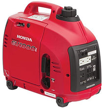 Load image into Gallery viewer, Honda EU1000i Inverter Generator, Super Quiet, Eco-Throttle, 1000 Watts/8.3 Amps @ 120v