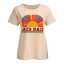 Load image into Gallery viewer, Lazy Daze T-Shirt