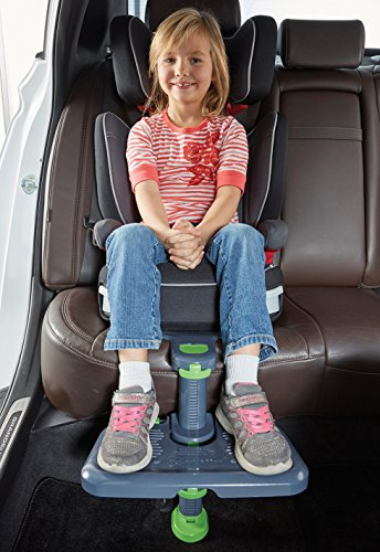 Kneeguard Kids Car Seat Foot Rest for Children and Babies. Footrest is Compatible with Toddler Booster Seats for Easy, Safe Travel.