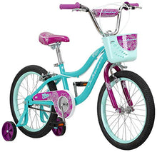 Load image into Gallery viewer, Schwinn Elm Girls Bike for Toddlers and Kids, 18-Inch Wheels