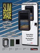 Load image into Gallery viewer, AP Products 015-201512 Slim Shade Upgrading Your Door  Window