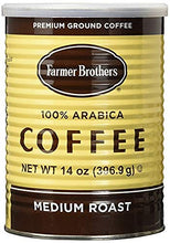 Load image into Gallery viewer, Farmer Brothers 100% Arabica Medium Roast Ground Coffee - Rainforest Alliance Certified - Omigod, Dibs!™