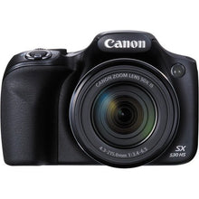 Load image into Gallery viewer, Canon PowerShot SX530 HS Digital Camera with 50x Optical Image Stabilized Zoom