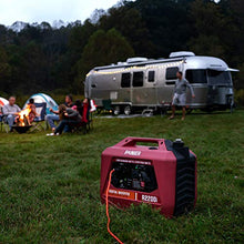 Load image into Gallery viewer, Rainier R2200i Super Quiet Portable Power Station Outdoor Inverter Generator - 1800 Running & 2200 Peak - Gas Powered - CARB Compliant