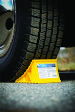 Load image into Gallery viewer, Camco 44414 Wheel Chock Without Rope, Helps Keep Your Trailer RV In Place (Pack of 2)