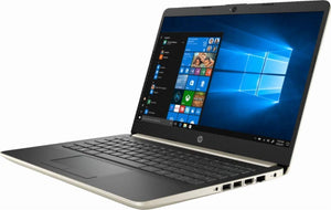 "HP 2019 14"" Laptop - Intel Core i3 - 8GB Memory - 128GB Solid State Drive - Ash Silver Keyboard Frame (14-CF0014DX) - Omigod, Dibs!™"