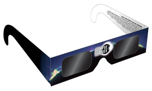 Eclipse Glasses - ISO and CE Certified Safe Solar Eclipse Shades - Viewer and filters (5 Pack) - Omigod, Dibs!™