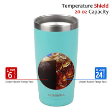 Load image into Gallery viewer, SUNWILL 20oz Tumbler with Lid