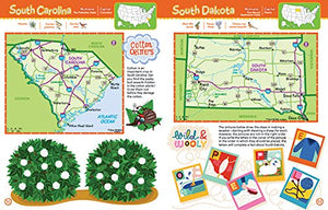 Kids' Road Atlas - Omigod, Dibs!™