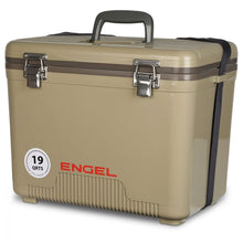 Load image into Gallery viewer, Engel Cooler/Dry Box 19 Qt - Tan - Omigod, Dibs!™