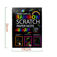 Load image into Gallery viewer, 2PCS Nextnol Scratch Art Books,Each Book Have 10 Pages,Total 20 Pages - Omigod, Dibs!™