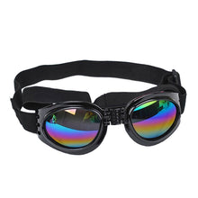Load image into Gallery viewer, QUMY Dog Goggles Eye Wear Protection Waterproof Pet Sunglasses for Dogs About Over 15 lbs